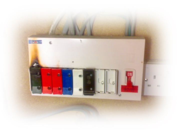 Consumer unit fuse box wiring diagram images